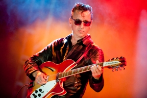 Richard Hawley's Amazing Guitar Collection