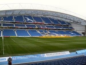 Albion's Amex stadium