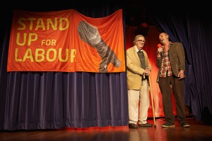 Stand Up For Labour Eastbourne