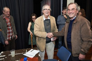 An interview with Denis Healey